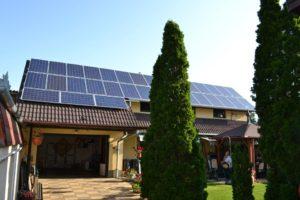 napelemes rendszer